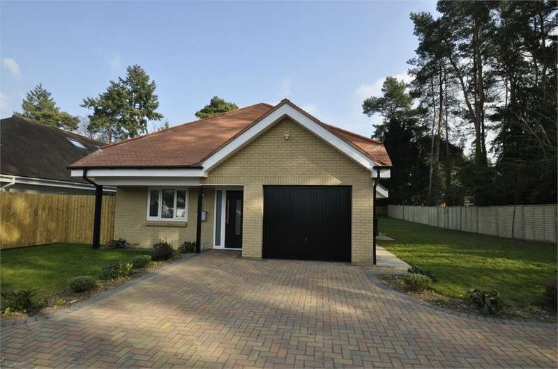 4 Bedrooms Detached House for sale in Woodland Glades, ASHLEY HEATH
