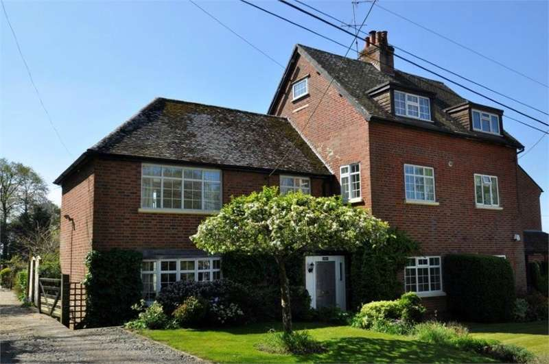 Detached House for rent in Crow Hill, Crow, RINGWOOD, Hampshire