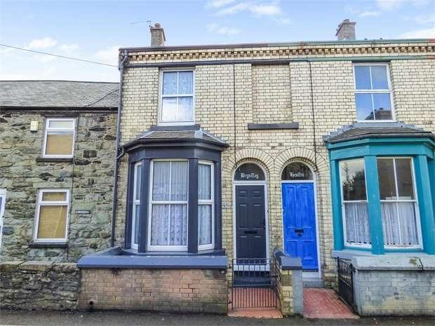 2 Bedrooms Terraced House for sale in Arenig Street, Bala, Gwynedd