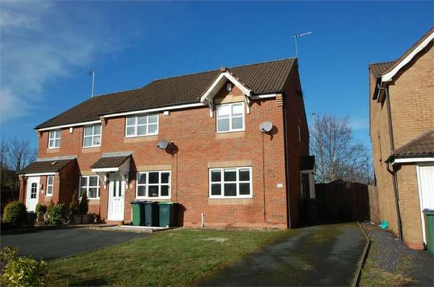 2 Bedrooms Semi Detached House for rent in Navigation Lane, WEST BROMWICH, West Midlands