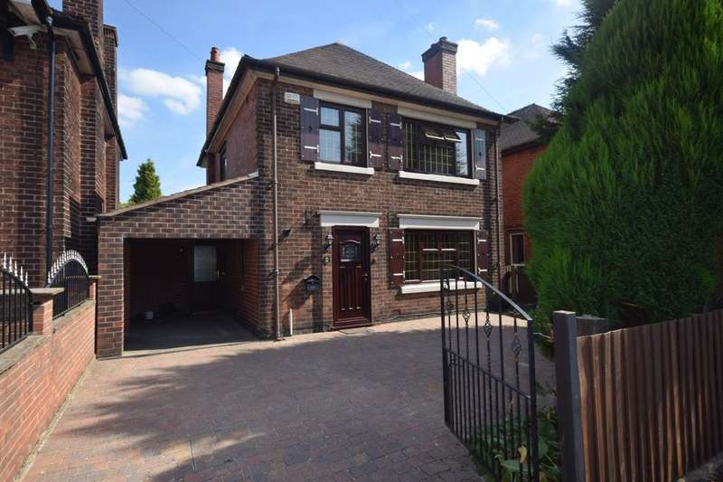 3 Bedrooms Detached House for rent in Mabel Avenue, Sutton-In-Ashfield, NG17