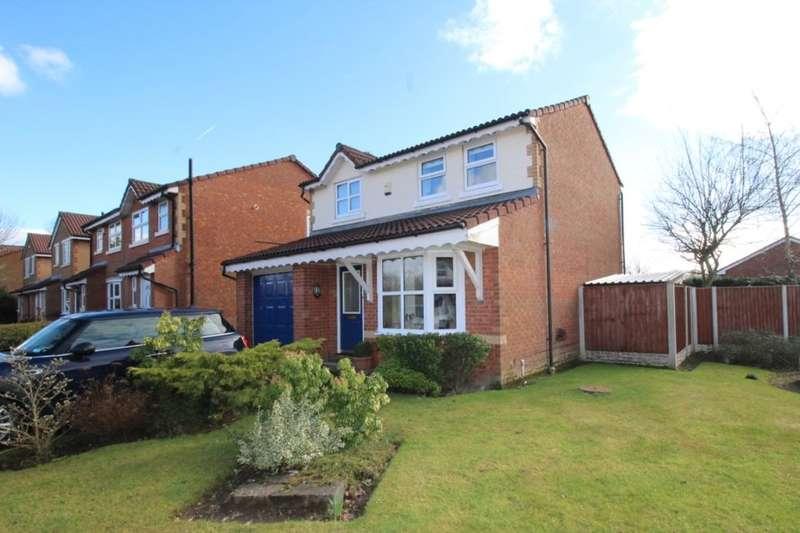 3 Bedrooms Detached House for sale in Jasmine Road, Walton-Le-Dale, Preston, PR5