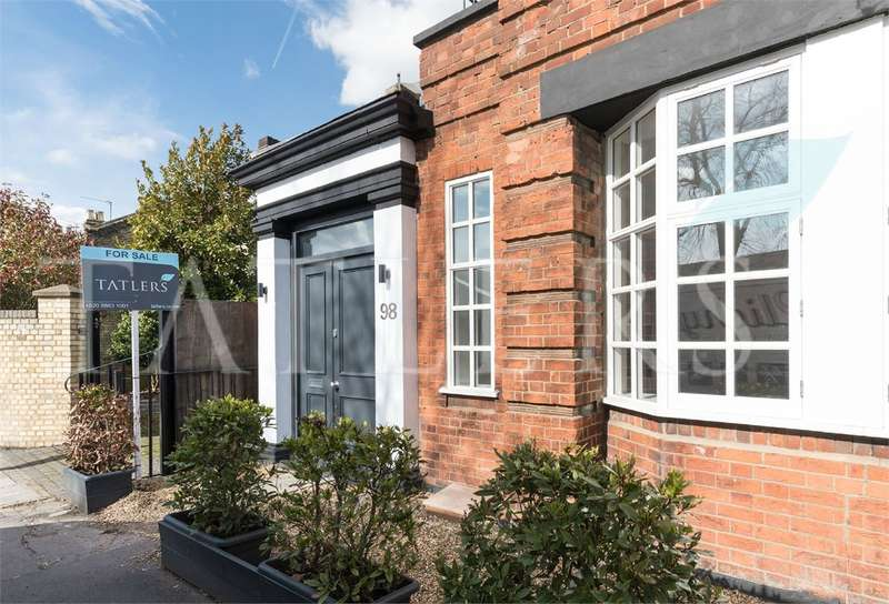 3 Bedrooms Semi Detached House for sale in Fortis Green, East Finchley, London