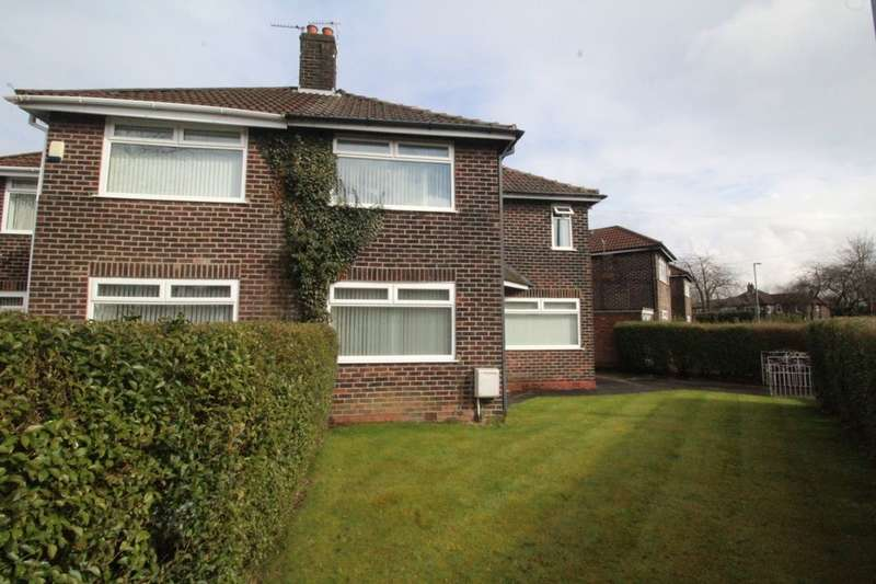 3 Bedrooms Semi Detached House for sale in Penarth Road, Northenden , Manchester, M22