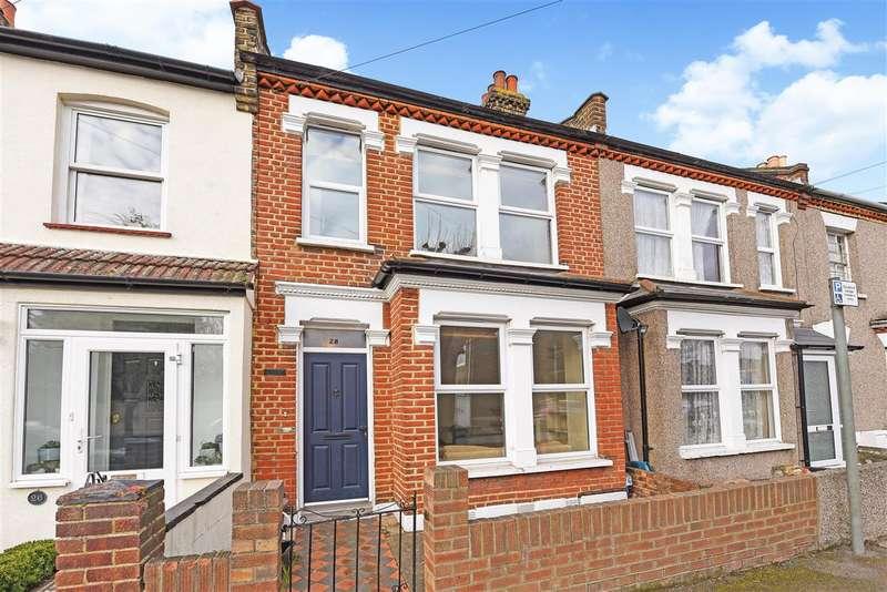 2 Bedrooms Terraced House for sale in Trafalgar Road, Wimbledon