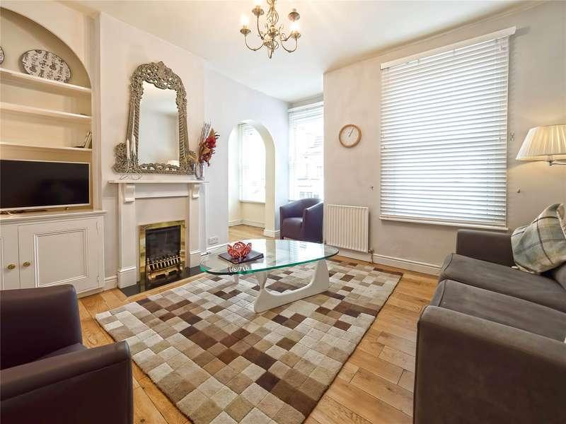 2 Bedrooms Maisonette Flat for sale in Replingham Road, Southfields, London, SW18