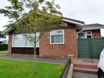4 Bedrooms Bungalow for sale in Marigold Close, Broken Cross, Macclesfield, Cheshire