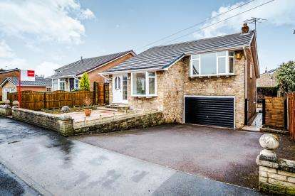 3 Bedrooms Detached House for sale in Marriott Grove, Sandal, Wakefield, West Yorkshire