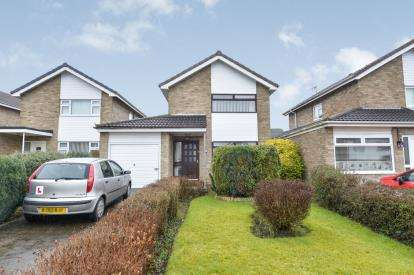 3 Bedrooms Detached House for sale in The Larun Beat, Yarm, Stockton On Tees
