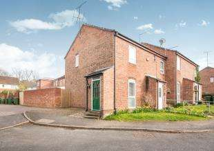 2 Bedrooms End Of Terrace House for sale in Henderson Way, Horsham, West Sussex