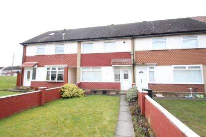 2 Bedrooms Terraced House for sale in Wolcott Drive, Blantyre, Glasgow, South Lanarkshire