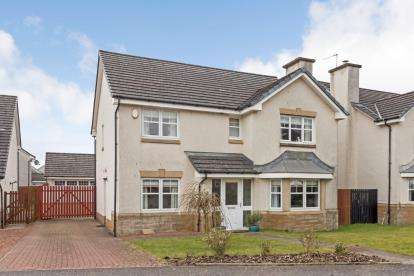 5 Bedrooms Detached House for sale in Braids Circle, Paisley