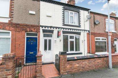 2 Bedrooms Terraced House for sale in Grace Road, Ellesmere Port, Cheshire, CH65
