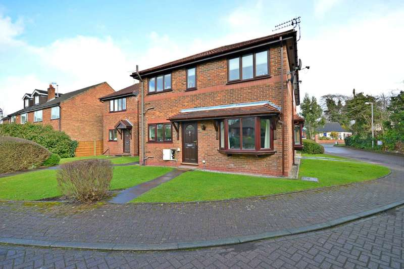 2 Bedrooms Apartment Flat for sale in Briarwood Chase, Cheadle Hulme