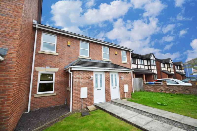 3 Bedrooms Mews House for rent in Mosley Common Road, Mosley Common