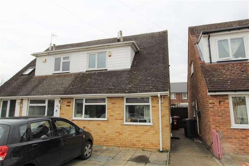 2 Bedrooms Semi Detached House for sale in Berners Close, Cippenham, Berkshire