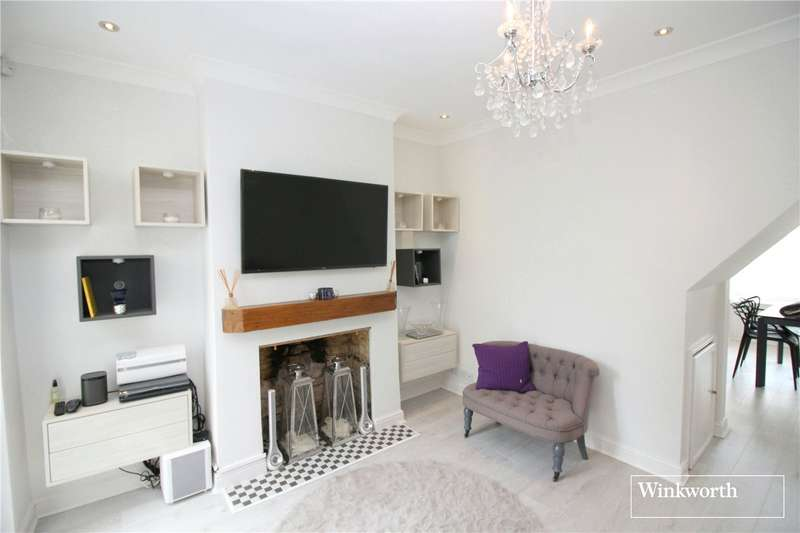 3 Bedrooms End Of Terrace House for sale in Drayton Road, Borehamwood, Hertfordshire, WD6