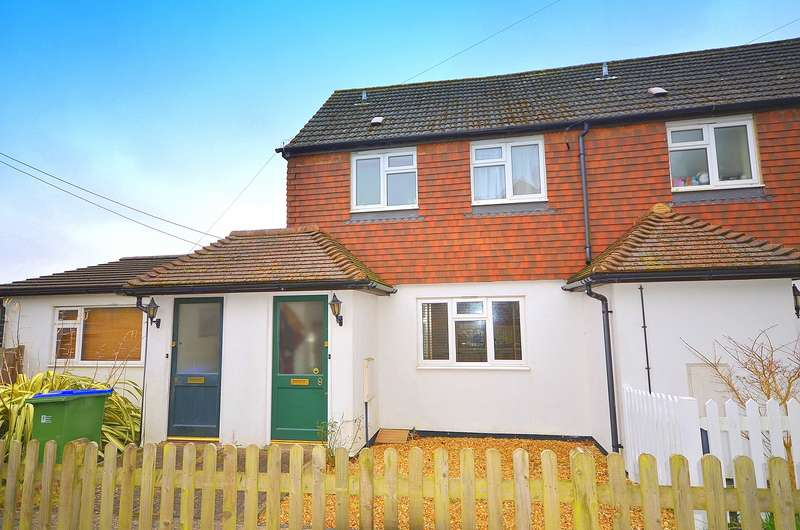 2 Bedrooms Terraced House for sale in Rudgwick