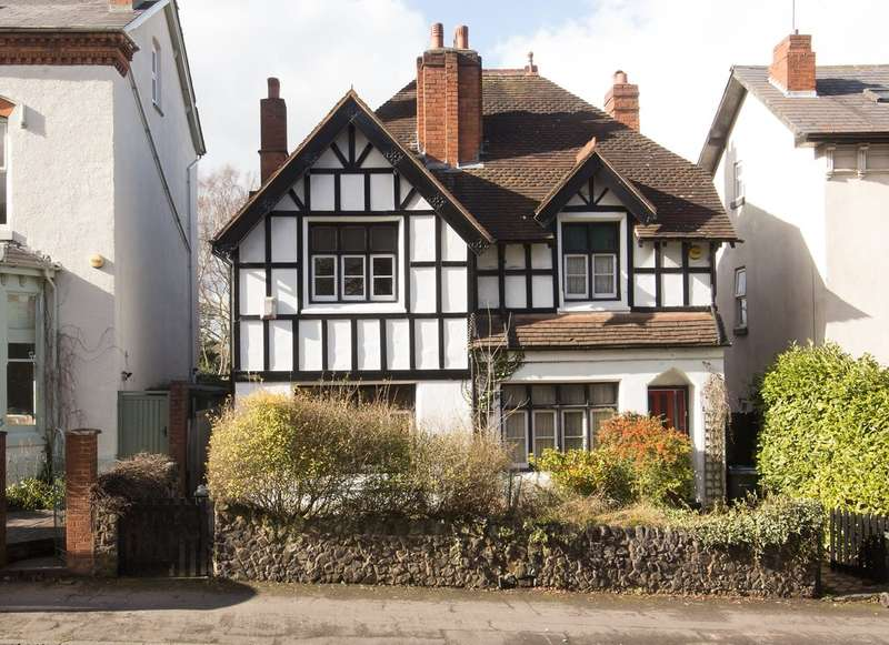3 Bedrooms Cottage House for sale in Harborne Road, Edgbaston, B15 3LB