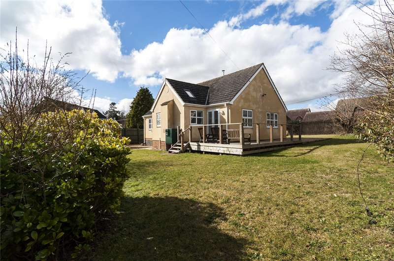 3 Bedrooms Detached Bungalow for sale in Dorina, Knowbury, Ludlow, Shropshire, SY8