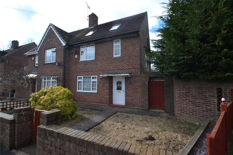 4 Bedrooms Semi Detached House for sale in 18 St Leonards Place, Malinslee, Telford, TF4