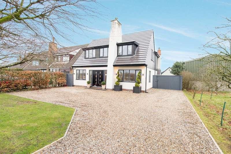 4 Bedrooms Detached House for sale in Kenyon Lane, Lowton, Warrington, WA3