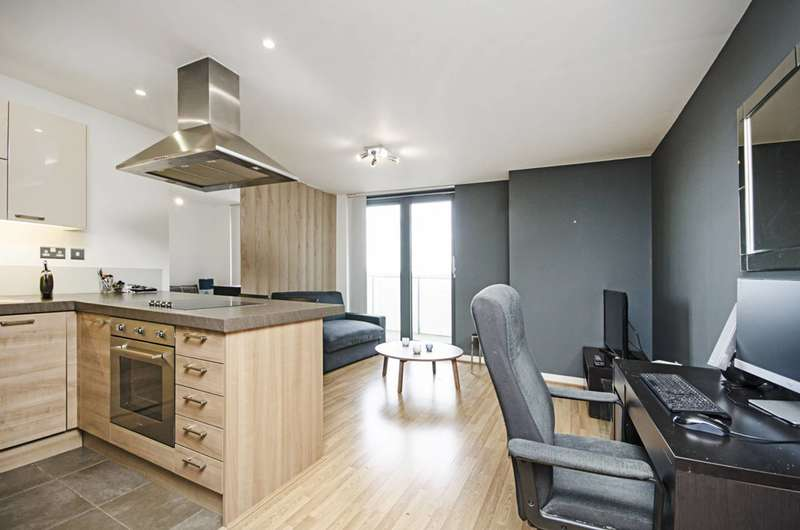 Studio Flat for sale in Homerton Road, Hackney, E9