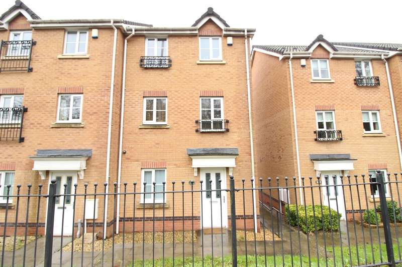 3 Bedrooms End Of Terrace House for sale in Chepstow Road, Newport, NP19
