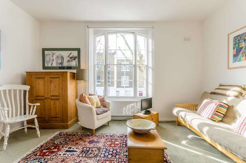 1 Bedroom Flat for sale in Richmond Avenue, Islington, N1