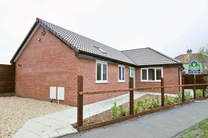 2 Bedrooms Detached Bungalow for sale in St. Margarets Close, Keynsham, Bristol, BS31