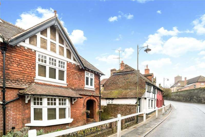 3 Bedrooms Unique Property for sale in Glebe Villas, North Street, Petworth, West Sussex, GU28