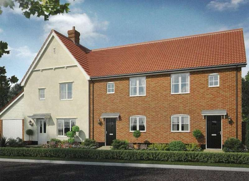 2 Bedrooms Terraced House for sale in Overstrand