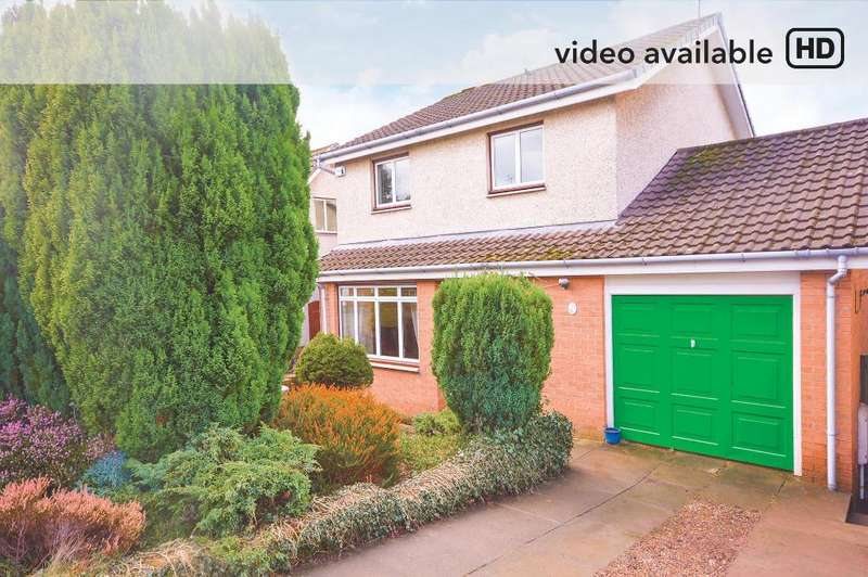 4 Bedrooms Detached House for sale in Kenningknowes Road, Stirling, Stirling, FK7 9JG