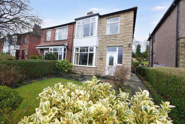 3 Bedrooms Semi Detached House for sale in Well Green Lane Hove Edge Brighouse