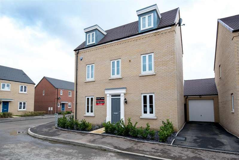3 Bedrooms Detached House for sale in Stour Close, Spalding