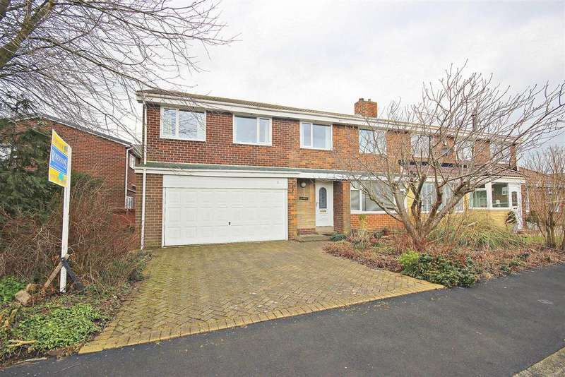 5 Bedrooms Semi Detached House for sale in Cherrytree Road, Chester Le Street