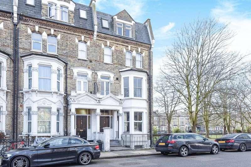 1 Bedroom Flat for sale in Gwendwr Road, West Kensington
