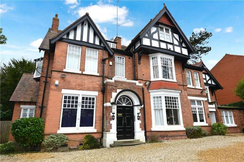 2 Bedrooms Flat for sale in Meadow Road, Harborne, Birmingham, West Midlands, B17