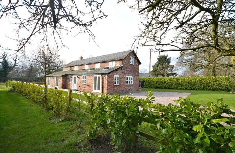 4 Bedrooms Detached House for rent in Chelford Lane, Over Peover, Knutsford