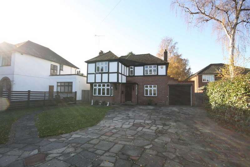 3 Bedrooms Detached House for sale in Sefton Close, Petts Wood East