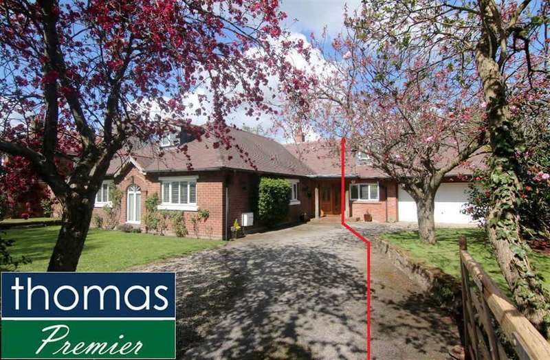 4 Bedrooms Semi Detached House for sale in Eggbridge Lane, Waverton