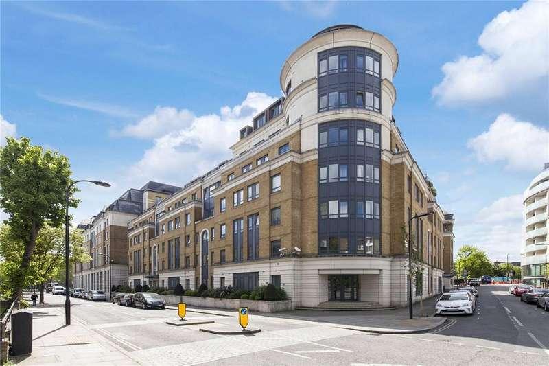 2 Bedrooms Flat for sale in Regents Plaza Apartments, 7 Kilburn Priory, London