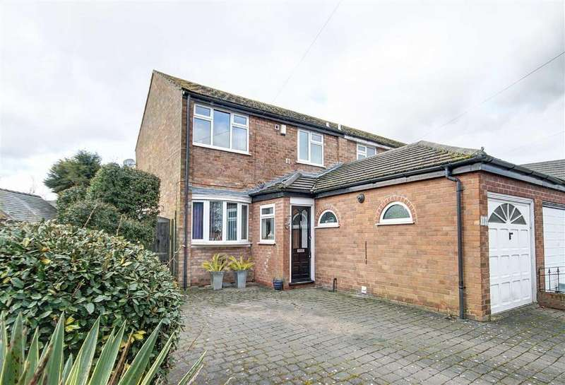 3 Bedrooms Semi Detached House for sale in Heyes Lane, Timperley, Cheshire