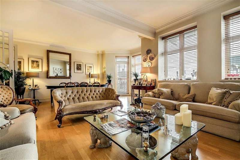 4 Bedrooms Apartment Flat for sale in Finchley Road, London, London