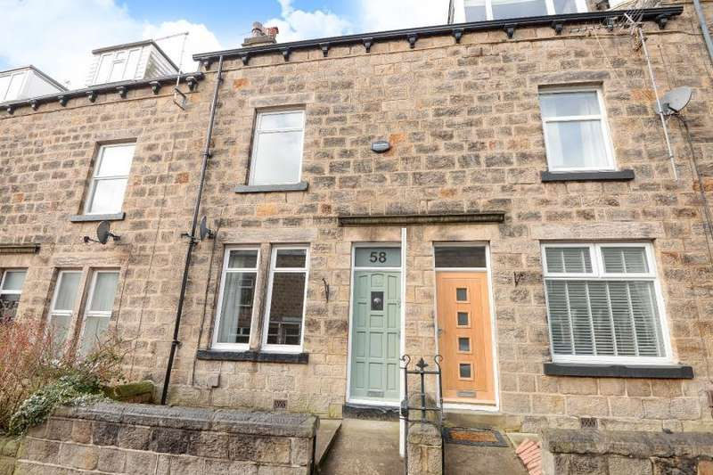 2 Bedrooms Terraced House for sale in ROSE AVENUE, HORSFORTH, LS18 4QE