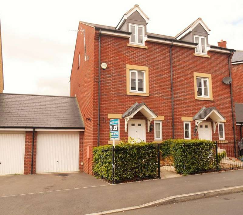 4 Bedrooms Link Detached House for rent in Redhouse, Swindon