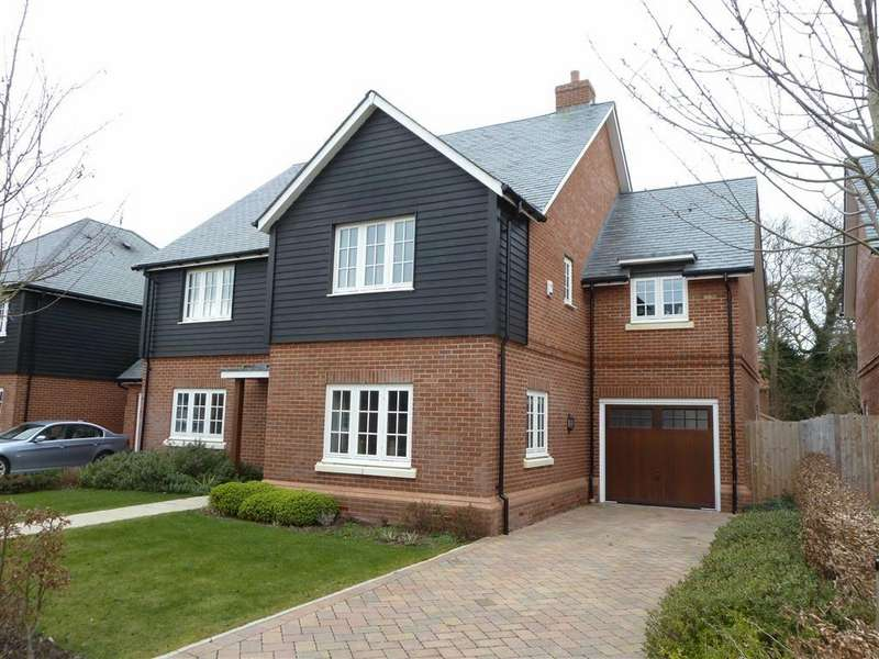 5 Bedrooms Detached House for sale in Thames View, Cholsey, Wallingford