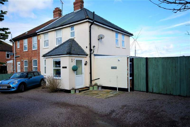 3 Bedrooms Semi Detached House for sale in Bridge Road, Long Sutton, Spalding