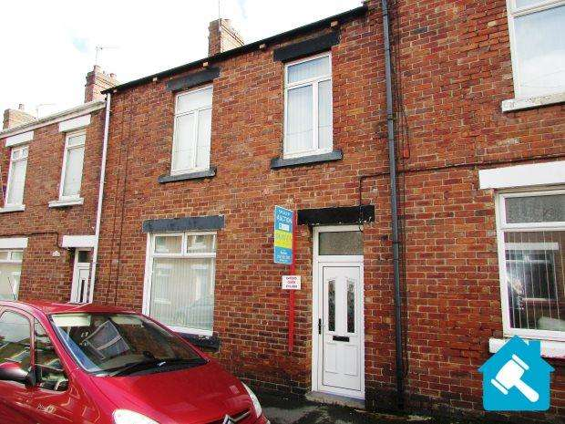 3 Bedrooms Terraced House for sale in OLIVER STREET, SEAHAM, SEAHAM DISTRICT
