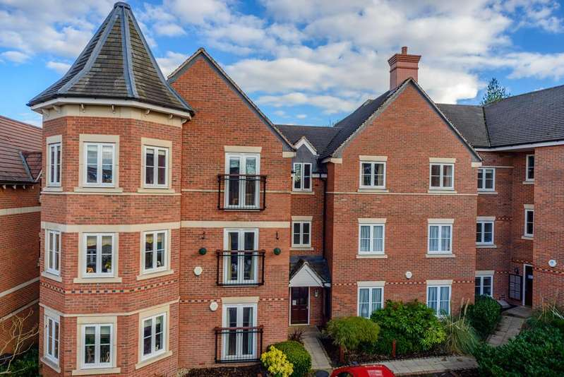 2 Bedrooms Apartment Flat for sale in Fennyland Lane, Kenilworth